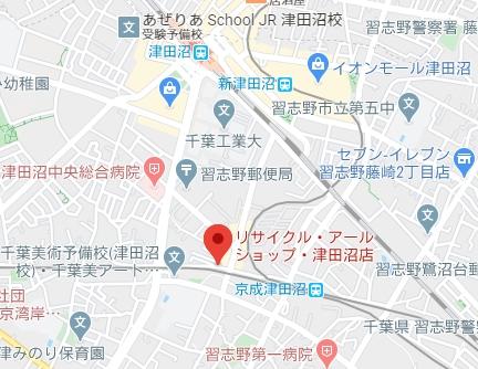 津田沼駅から徒歩圏